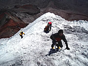 Ascending Chimborazo Ascent with Mountain Guides Ecuador