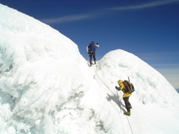 Ascending Cotopaxi w/ Mountain Climbing Guides from Ecuador
